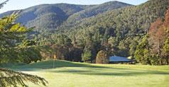 Golf Course Warburton
