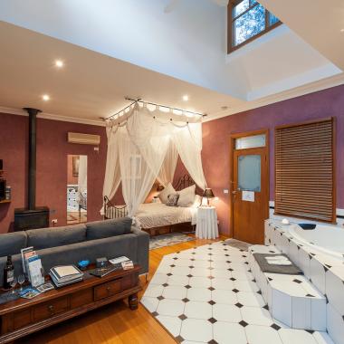 Savannahs Cottage Inside