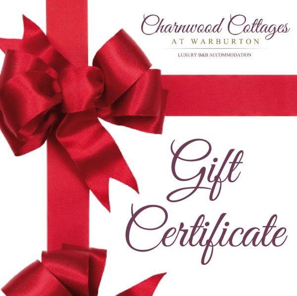 Charnwood Gift Voucher